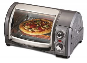 Hamilton Beach Easy Reach Toaster Oven