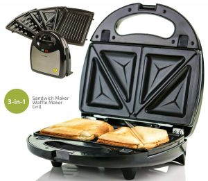 Sandwich Makers For Your Home Or Outdoor