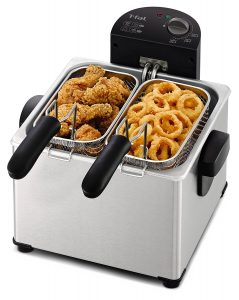 T-fal FR3900 Triple Basket Deep Fryer