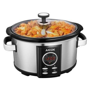 Aicok Slow Cooker, Programmatic Slow Cooker
