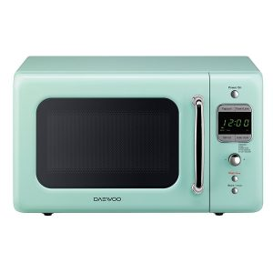 Daewoo KOR-7LREM The Classic, Retro Style Microwave Oven
