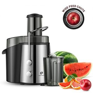 Kitchen Komforts Professional Juicer Juice Extractor