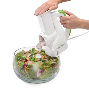 Presto 02910 Salad Shooter Electric Slicer or Shredder