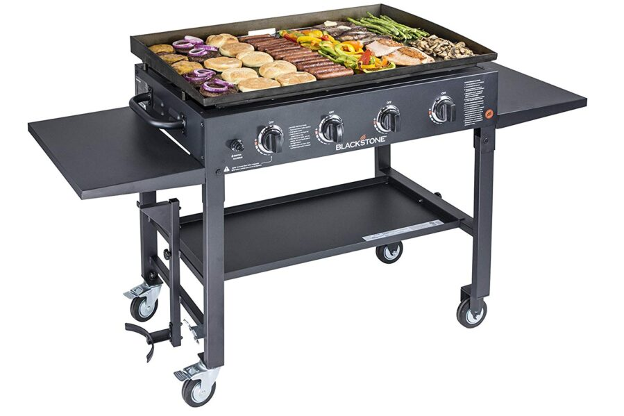 9 Best Outdoor Gas Grill Griddles Efficient And Fastest