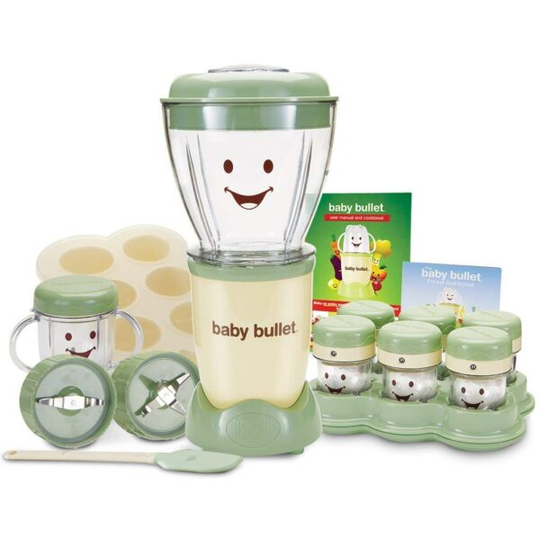 10 Best Baby Food Makers Healthy And Delicious Meal For Your Child Safe Steam Cooker Magic Bullet Care System