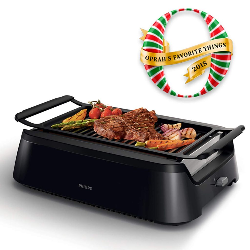 Philips Smoke-less Indoor BBQ Gril