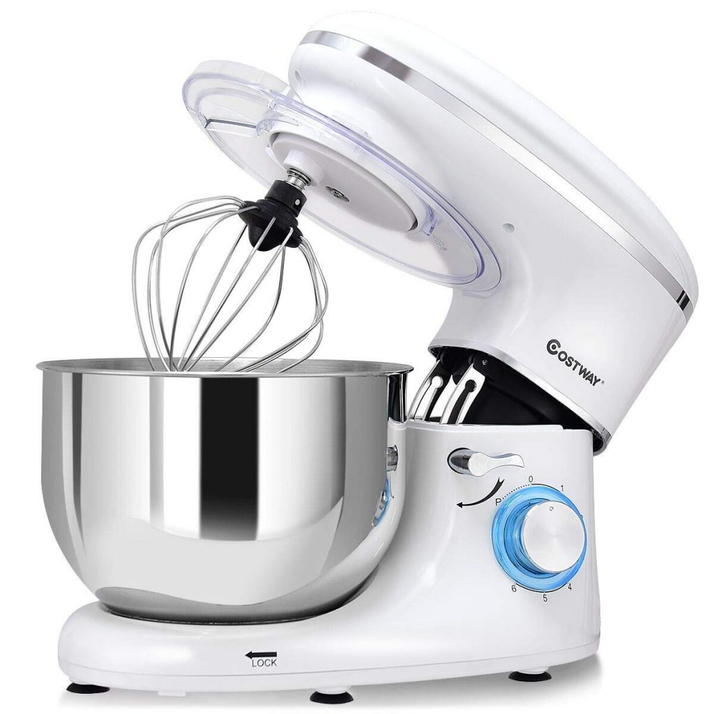 COSTWAY Stand Mixer, 660W Electric