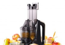 SKG Slow Masticating Juicer Extractor