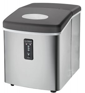 Think Gizmos TG22 Counter Top Portable Ice Maker Machine