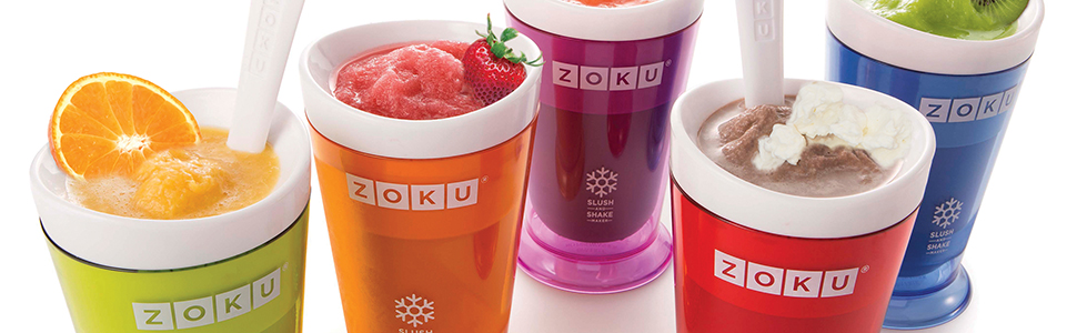 Zoku Slush and Shakes Maker – A Best Personal Slushy Maker