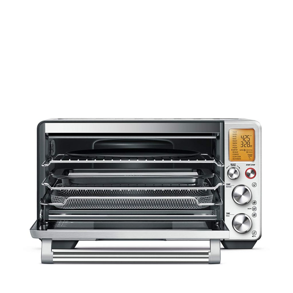Breville Bov900bss Review Smart Oven For Convection And