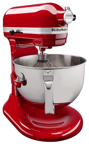 KitchenAid KL26M1XER Professional 6-Qt 3