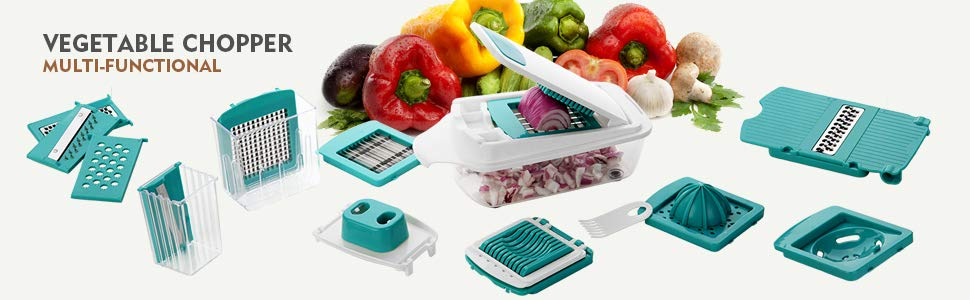 Multi Vegetable Chopper-TTLIFE