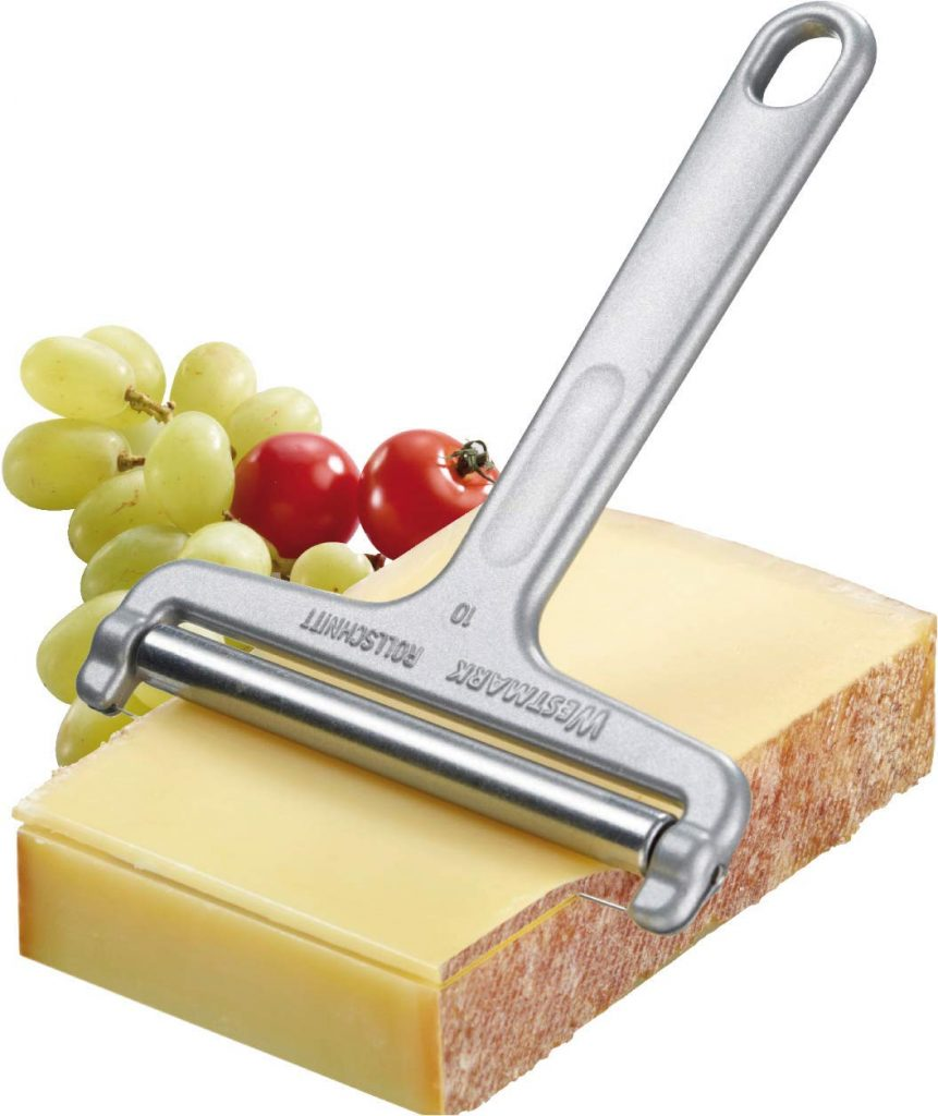 Westmark Germany Heavy Duty Stainless Steel Wire Cheese Slicer