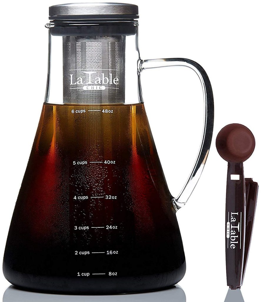 Cold Brew Coffee Maker and Tea Maker
