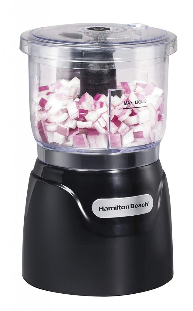 Hamilton Beach (72850) Food Processor Mini Chopper