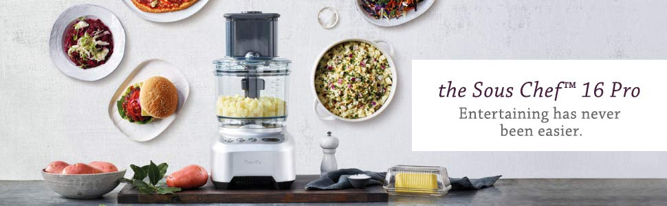 Breville BFP800CBXL - One of the Best Mini Food Processors