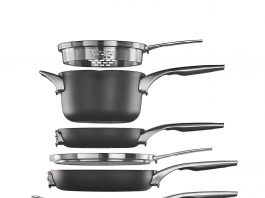 Calphalon Premier Space Saving Nonstick