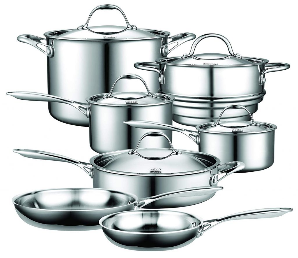 Cooks Standard NC-00232 Stainless Steel