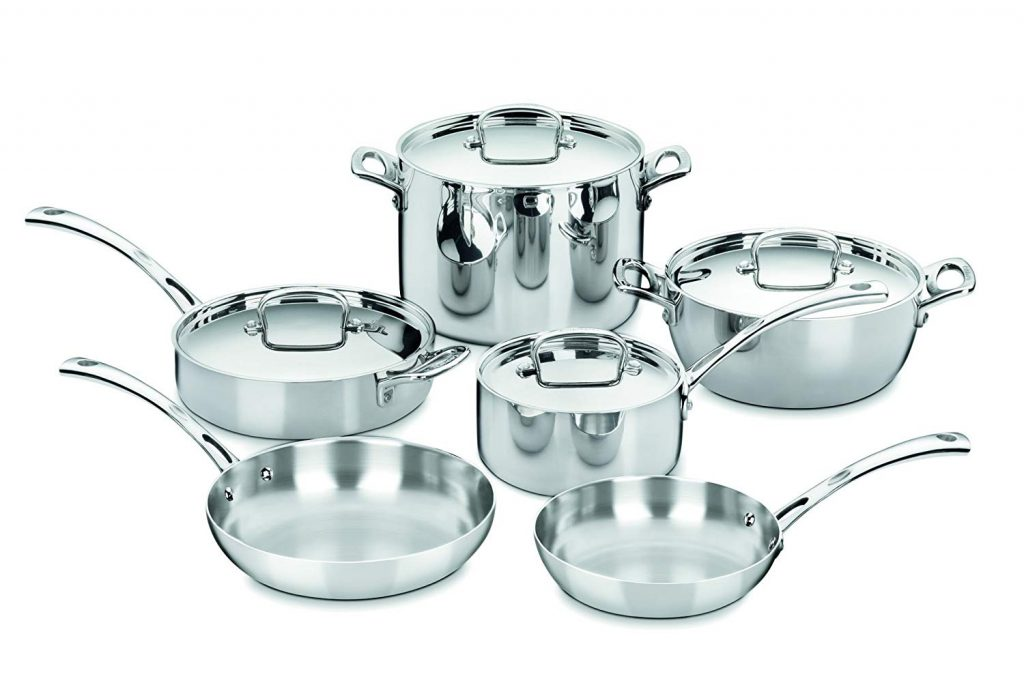 Cuisinart FCT-10 French Classic Tri-Ply