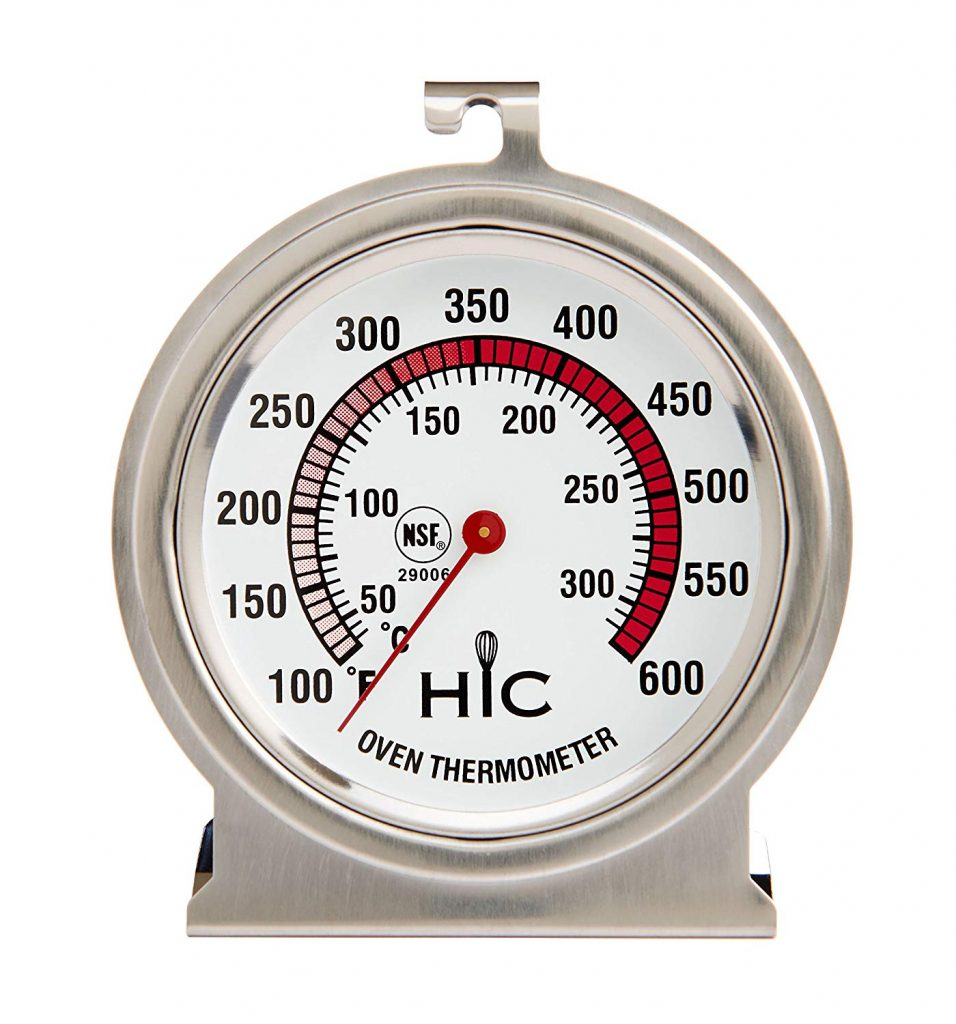 HIC Harold Import 29006 HIC Roasting Oven Thermometer