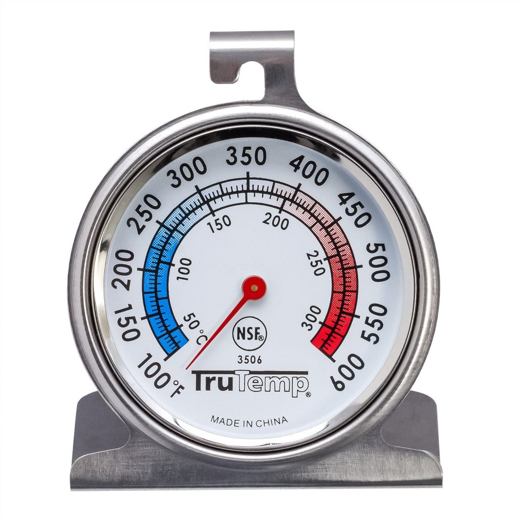 Taylor 3506 RA14257 Oven Dial Thermometer