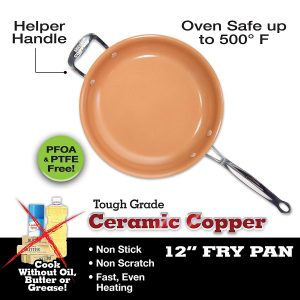Why Red Copper Pan