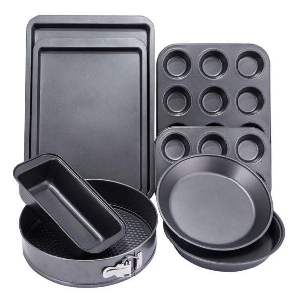 NARCE 8-Piece Nonstick Bakeware Set