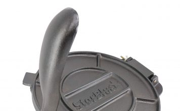 StarBlue​ Cast Iron Tortilla Press