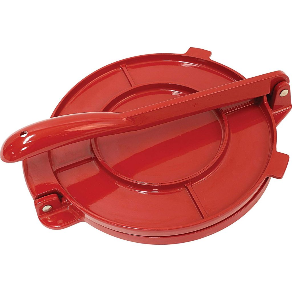 Chef's Secret Red Tortilla Press