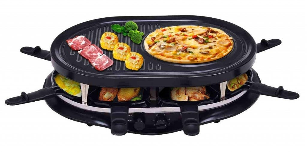 Costzon Raclette Grill