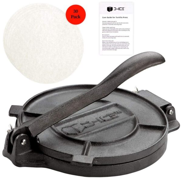 D-ICE Tortilla Press