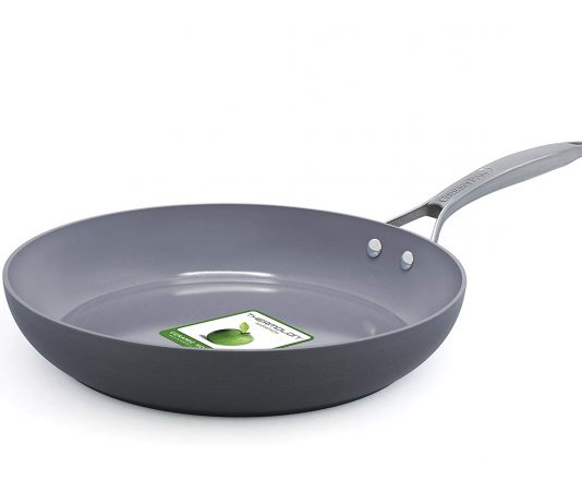 GreenPan Paris Ceramic Non-Stick Fry Pan