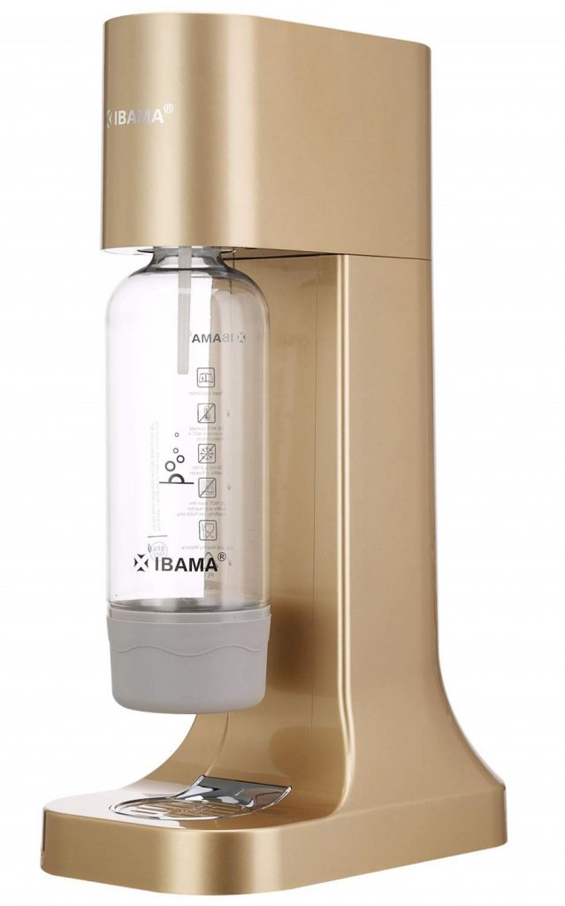 IBAMA Sparkling Water Maker