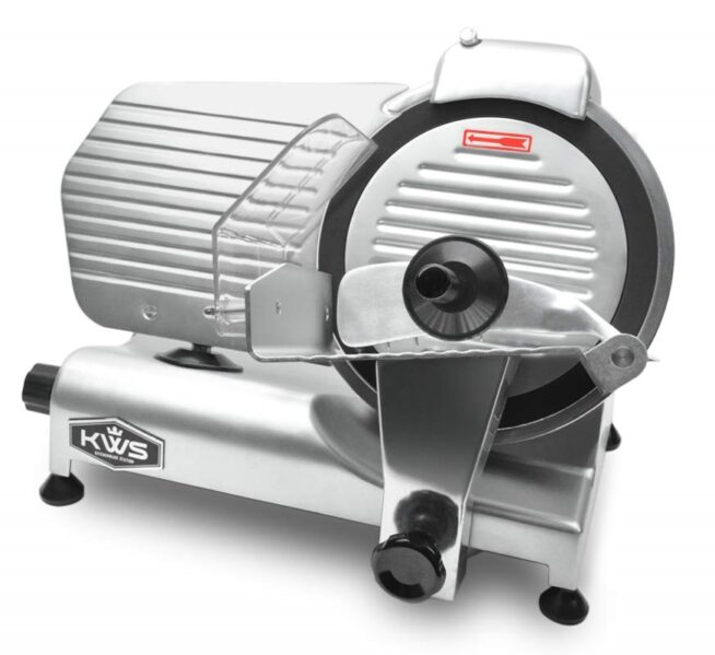 KWS MS-10NT Premium Electric Meat Slicer