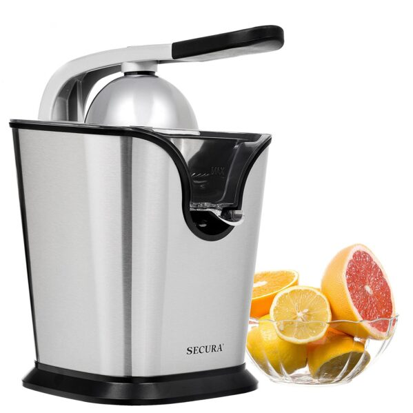 Secura Electric Citrus Juicer Press