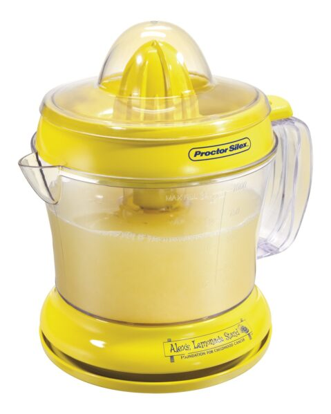 roctor Silex Alex's Lemonade Stand Citrus Juicer