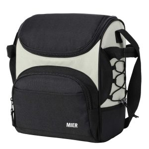 MIER 16 Can Insulated Lunch Box