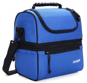 MIER Insulated Lunch Box
