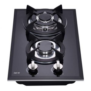 Deli-kit DK123-A01S 12 inch gas cooktop