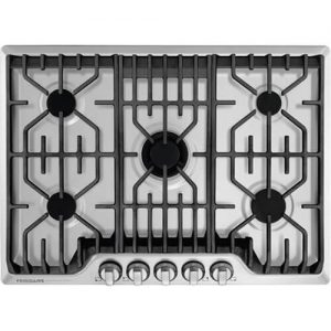 Frigidaire Professional FPGC3077RS Stainless Steel Gas Cooktop