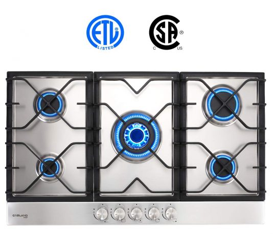 GASLAND Chef GH90SF Gas Cooktop