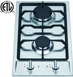 Ramblewood GC2-43N 2 burner gas cooktop