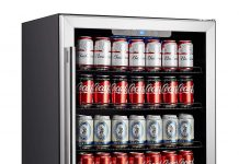 Kalamera Beverage Cooler and Fridge