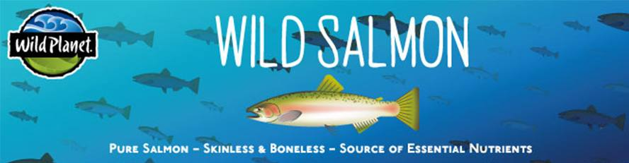 Wild Planet - A Best Canned Salmon