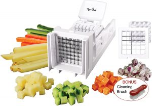 Tiger Chef French Fry Cutter and Vegetable Chopper