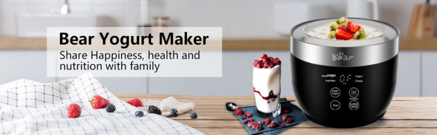 10 Best Yogurt Makers Cover Image