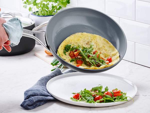 Best 12-Inch Ceramic Non-Stick Frypans