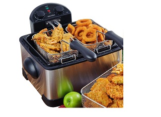 Best Deep Fryers Feature Image