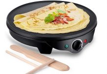 Electric Crepe Makers 01